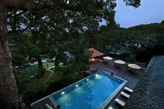 中国首家禅文化主题精品度假酒店 - 普陀山雷迪森庄园 禅居 第10张