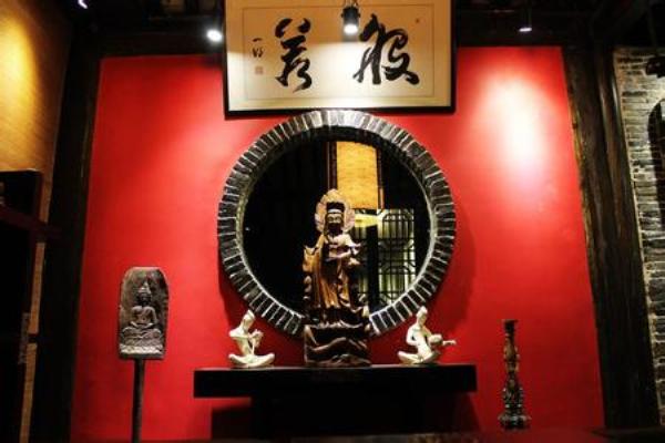 西塘般若禅文化主题会所 禅居 第3张