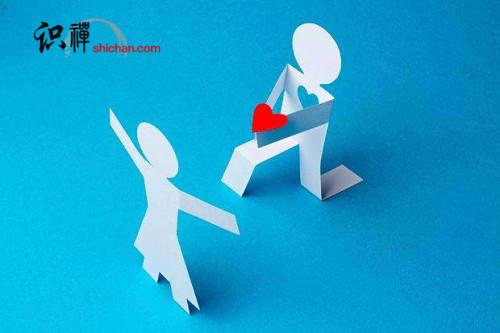 人与人之间的关系是相互的 禅悟