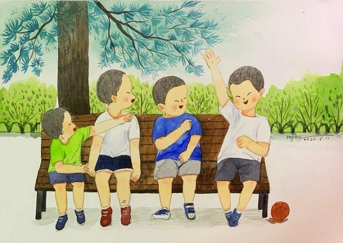 快乐地生活,是自己健康长寿的基本原则  禅悟禅语 快乐生活 智慧 禅修 人生 幸福 佛学 古训 禅悟  第1张